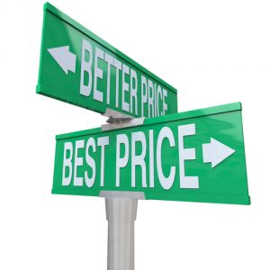 better and best price
